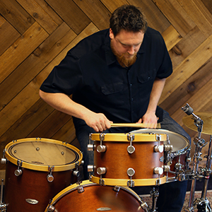Ben Young, Allegra Drums Owner