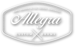 Allegra Custom Drums