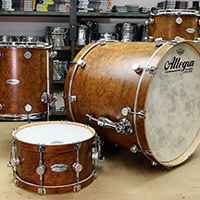 Custom Shop in Bubinga
