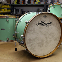 Custom Shop in Seafoam Gloss