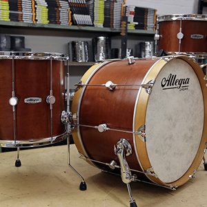 Allegra Drums Cascadian Kit