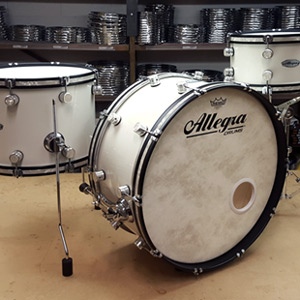 Allegra Drums Custom Kit